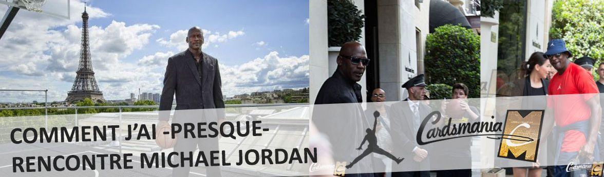 Comment j'ai -presque- rencontré Michael Jordan