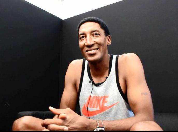 Scottie Pippen Interview