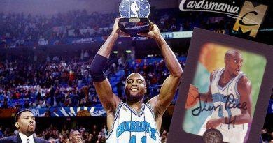 Glen Rice Trophée MVP All-Star Game 1997