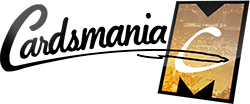 Logo Cardsmania